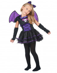 Disfraz de murciélago niña