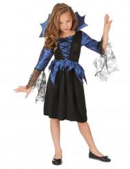Disfraz reina araña niña
