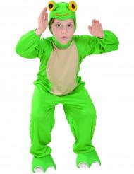 Disfraz rana niño