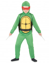 Disfraz tortuga luchadora niño