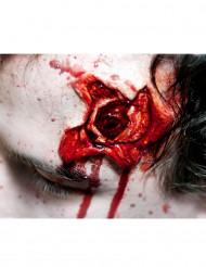 Heridas de bala aplicación con agua