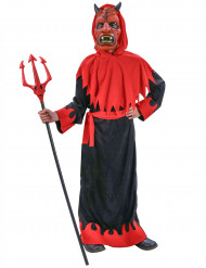 Disfraz de diablo niño