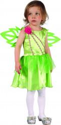 Disfraz de hada del bosque niña