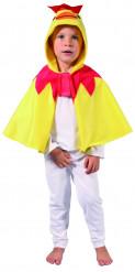 Disfraz pollo niño