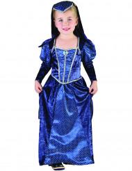 Disfraz princesa del renacimiento niña
