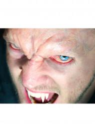 Maquillaje frente de vampiro