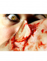 Herida hueso roto Halloween