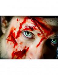 Heridas cristales rotos