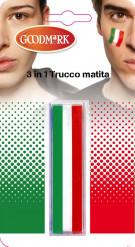 Maquillaje seguidor Italia