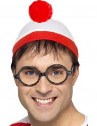 Gorro ¿dónde está Wally?™ adulto