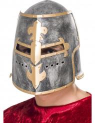 Casco caballero medieval adulto