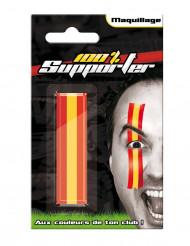 Maquillaje hincha España
