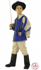 Disfraz principe azul niño