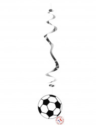 6 espirales para colgar fútbol