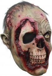 Máscara zombie 3/4 hombre