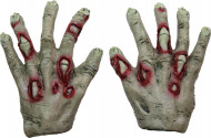 Mano zombie adulto