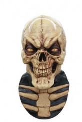 Mácara integral esqueleto sonriente hombre
