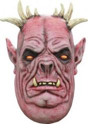 Máscara 3/4 hombre demoníaco
