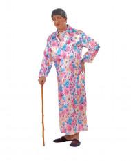 Disfraz abuela exhibicionista adulto