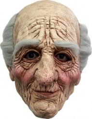 Máscara 3/4 anciano