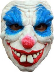 Semi máscara payaso diabólico