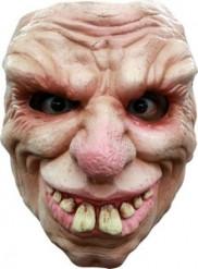 Semi máscara hombre terrorífico