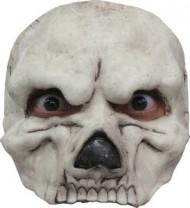 Semi máscara esqueleto hombre