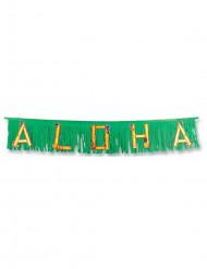 Guirnalda verde Aloha