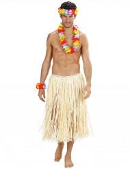 Set Hawái multicolor de lujo