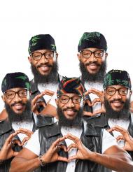 Pañuelo rasta Jamaica