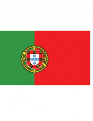 Bandera de hincha Portugal 150 x 90 cm