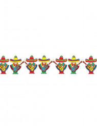 Guirnalda mariachi méxico 3 metros