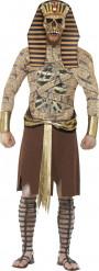 Disfraz faraón zombie adulto Halloween