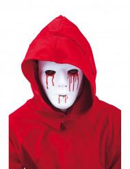Máscara de lagrimas de sangre hombre