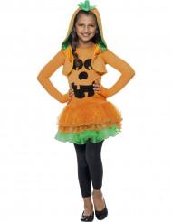 Disfraz de calabaza tutú niña Halloween