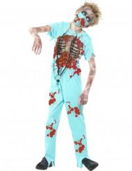 Disfraz doctor zombi niño Halloween