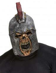 Máscara integral esqueleto soldado romano adulto Halloween