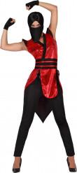 Disfraz ninja mujer