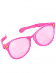 Gafas gigantes rosas adulto