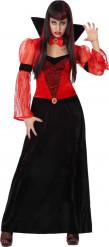 Disfraz condesa vampiro mujer Halloween
