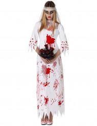 Disfraz esposa sangrienta mujer Halloween