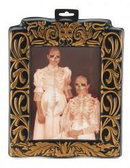 Marco retrato lenticular niños Halloween