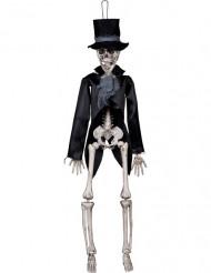 Decoración colgante novio gótico Halloween