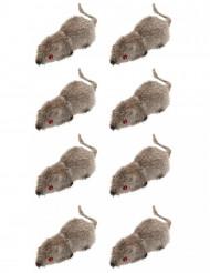 Set de 8 ratones Halloween