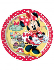 8 Platos Minnie Café™