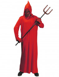 Disfraz de demonio rojo niño Halloween