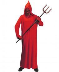 Disfraz demonio rojo adulto Halloween