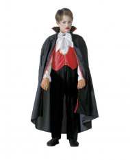 Disfraz de Drácula niño Halloween