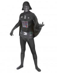 Disfraz Dark Vador™ segunda piel adulto