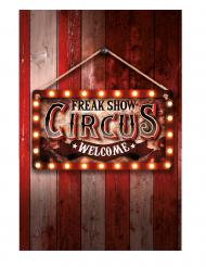 Decoración cartel Halloween